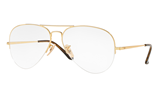 Ray-Ban AVIATOR GAZE RB6589 - 2500 Eyeglasses