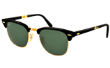 Ray-Ban CLUBMASTER FOLDING RB2176 - 901 Sunglasses