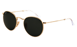 Ray-Ban ROUND METAL RB3447 - 001 Sunglasses