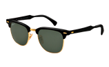 Ray-Ban CLUBMASTER ALUMINUM RB3507 - 136/N5 Sunglasses