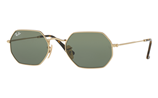 Ray-Ban OCTAGONAL RB3556N - 001 Sunglasses
