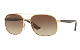 Ray-Ban  RB3593 - 001/13 Sunglasses