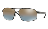 Ray-Ban CHROMANCE RB3604CH - 002/J0 Sunglasses