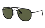 Ray-Ban THE MARSHAL II RB3648M - 002/58 Gafas de Sol