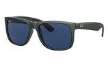 Ray-Ban JUSTIN RB4165 - 6468/80 Sunglasses