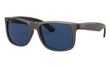 Ray-Ban JUSTIN RB4165 - 6470/80 Sunglasses