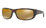 Ray-Ban CHROMANCE RB4283CH - 710/A3 Sunglasses