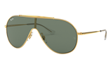 Ray-Ban JUNIOR WINGS RB9546S - 223/71 Sunglasses