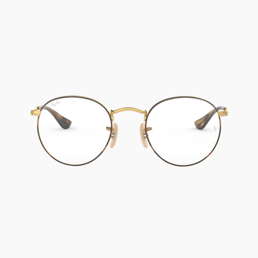 Ray-Ban Eyeglasses Round Metal Optics