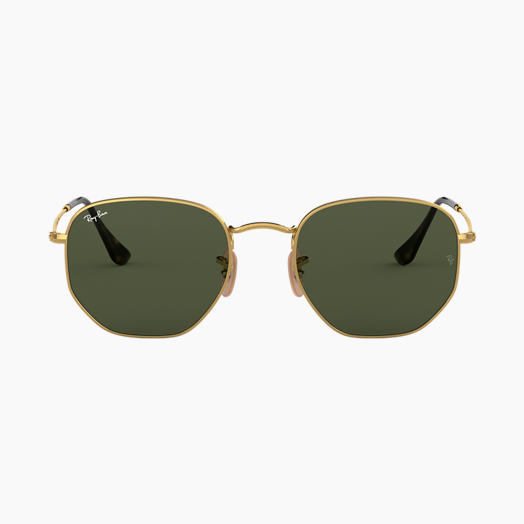 Ray-Ban Sunglasses HEXAGONAL FLAT LENSES