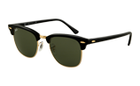 Ray-Ban CLUBMASTER RB3016 - W0365 Sunglasses