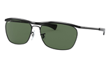 Ray-Ban OLYMPIAN II DELUXE RB3619 - 002/58 Sunglasses