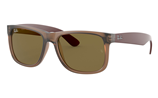 Ray-Ban JUSTIN RB4165 - 6510/73 Sunglasses