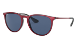 Ray-Ban ERIKA RB4171 - 6472/80 Sunglasses