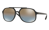 Ray-Ban CHROMANCE RB4312CH - 601/J0 Sunglasses