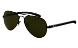 Ray-Ban AVIATOR CARBON FIBRE RB8307 - 002/N5 太阳镜