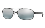 Ray-Ban CHROMANCE RB8318CH - 002/5L Sunglasses