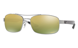 Ray-Ban CHROMANCE RB8318CH - 004/6O Sunglasses