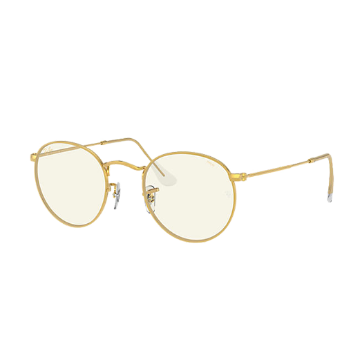 Ray-Ban Sunglasses Frank Clear Evolve with Blue-Light Filter